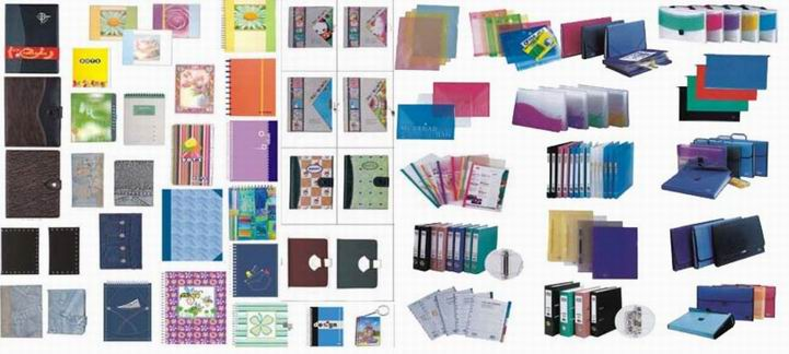 Notebook, Diary, Stick Note, Memo, Card, Envelope, File Folder