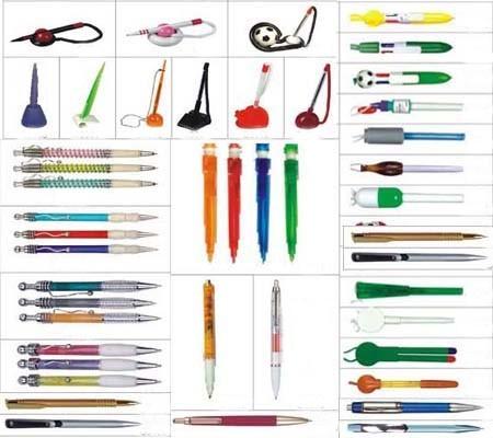 Ball Point Pen, Gel Pen, Fountain Pen, Mechanical Pencil, Highlighter, Marker