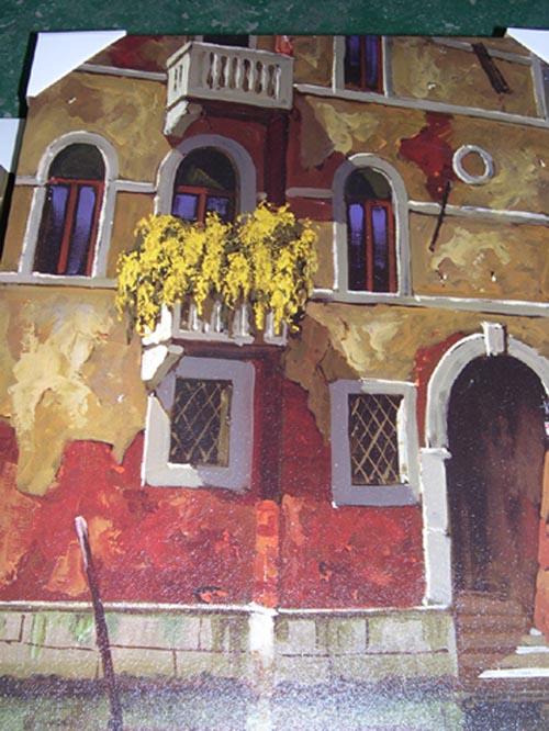 printing oil painting