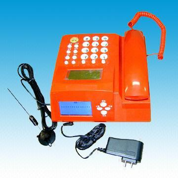 GSM Wireless Payphone