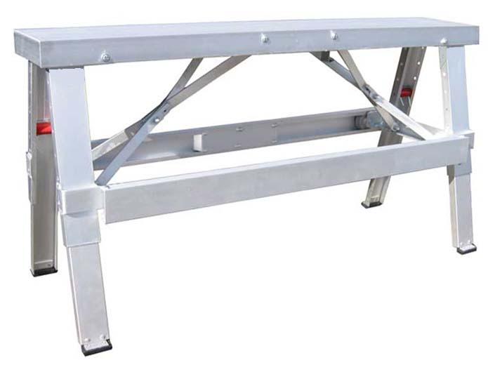 New Adjustable Drywall Bench