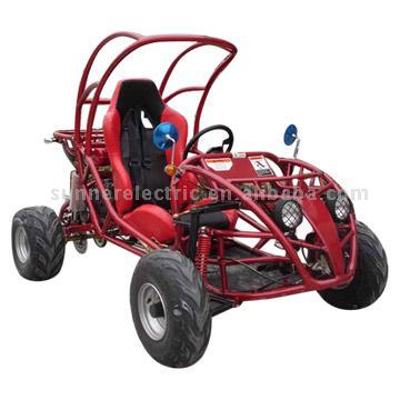 Go Kart (Single Seat)