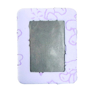 plush notebook