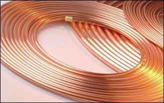 ACR coils--copper trbe