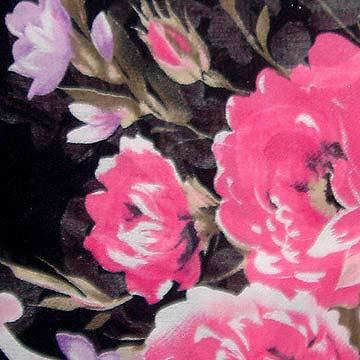 Dyed Viscose Rayon Blend Fujiette