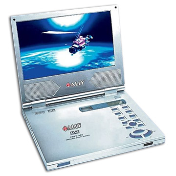 Portable DVD Players With TV And FM Radio
