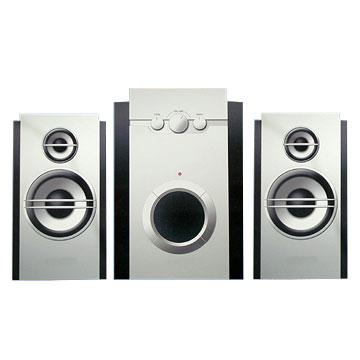 2.1 Channels Multimedia Speaker Systems