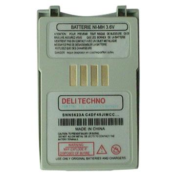 cellphone battery