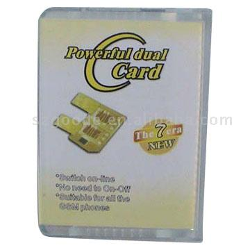 Dual Sim Card (7th Generation)