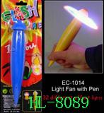 Flashing Fan Pen