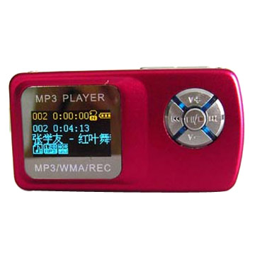 OLED MP3 Players