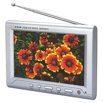 TFT-LCD Color TV