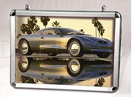 Snap frame, Clip frame, poster board