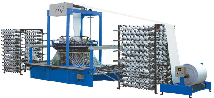 circular loom PP woven bag making machine