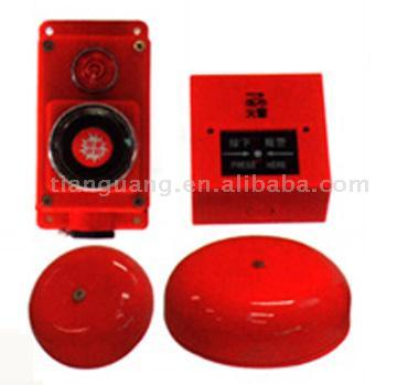 Fire Alarm Bells