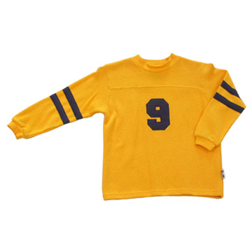 Children Long Sleeve T-Shirts
