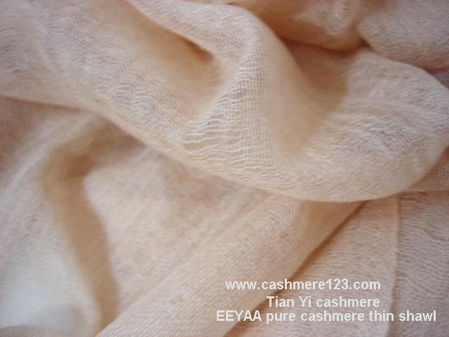 Cashmere Enya shawl