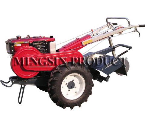 walking tractor