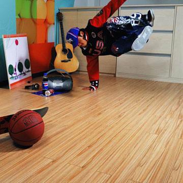 Laminate Flooring Montreal Teak Edv179 Manufacturer From China