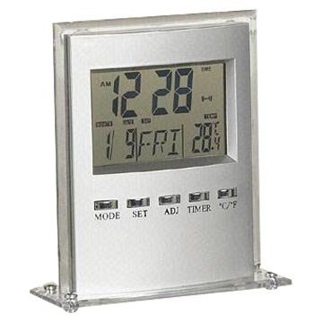 Multifunctional Digital Clocks