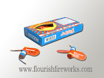 fireworks-Helicopter