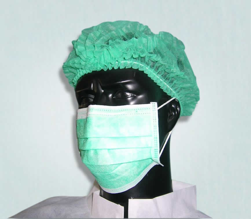 Face mask with earloop