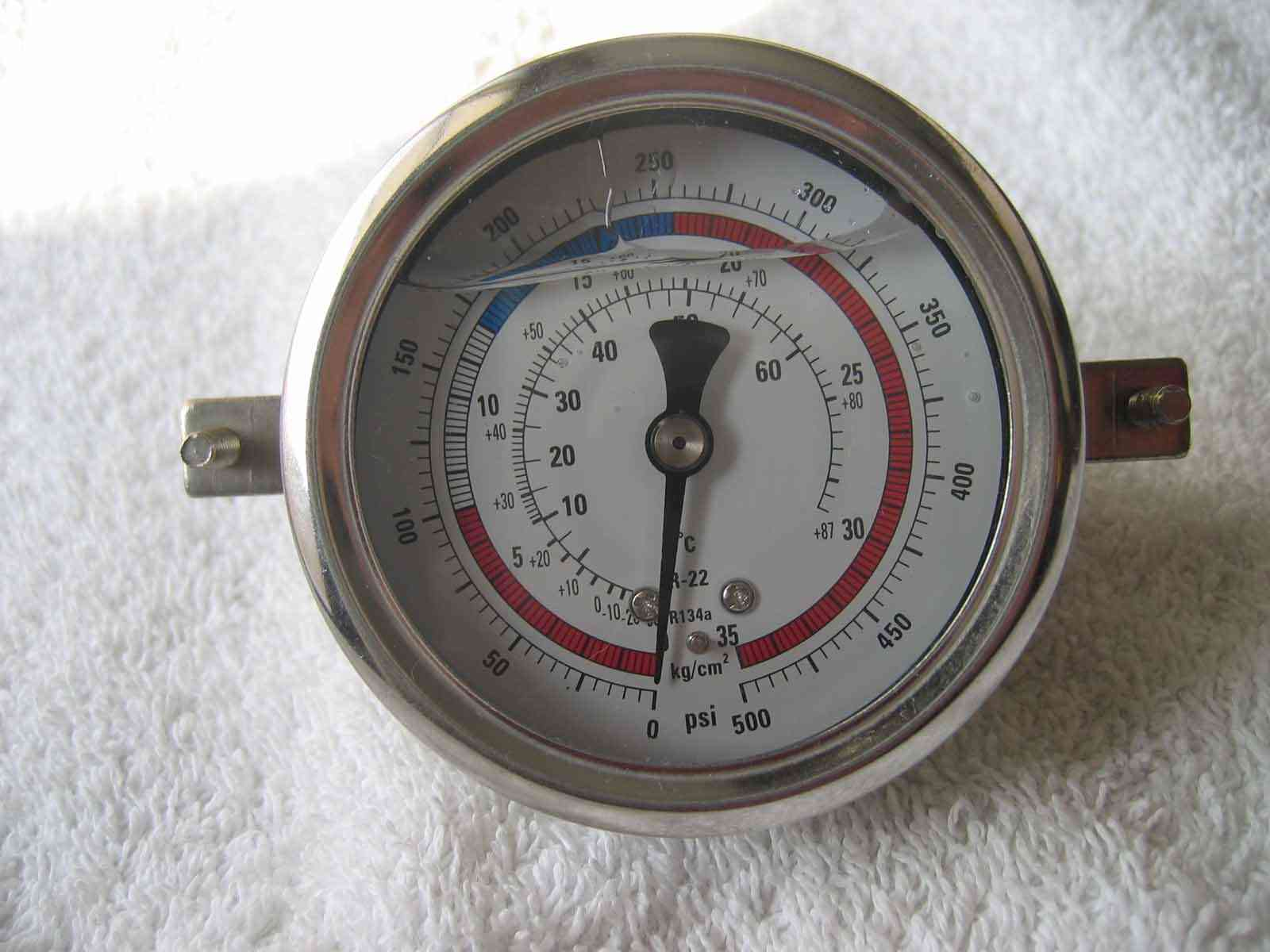 Filled Gauge