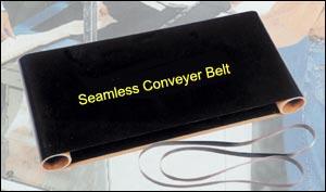 Ptfe Teflon seamless fusing machine belt