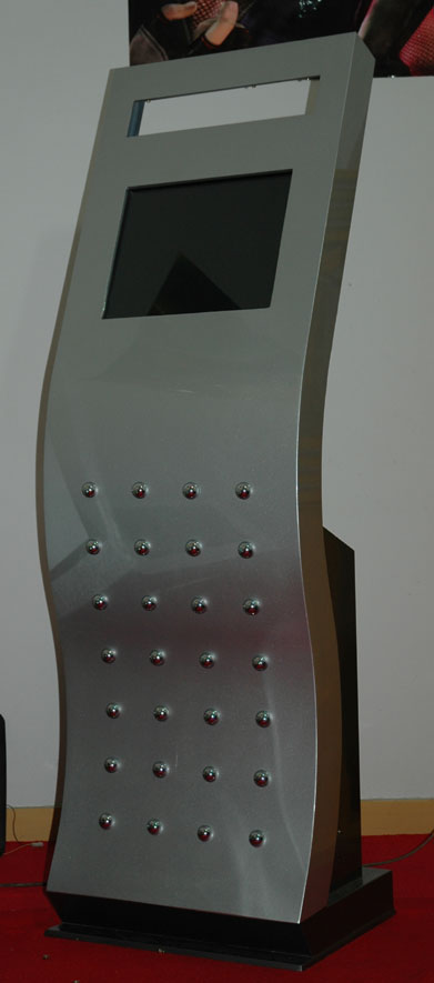 kiosk cabinet,and touch cabinet