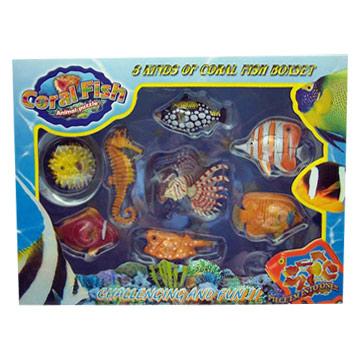Ocean Animal Set