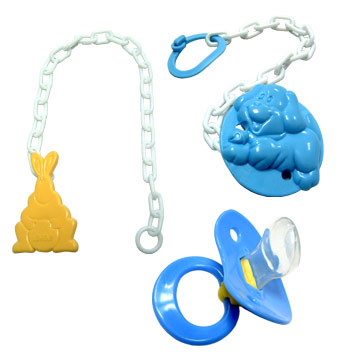 Pacifier & Chains