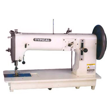 Compound Feed Lockstitch Sewing Machines