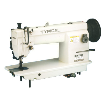 Medium & Heavy Duty Compound Feed Lockstitch Sewing Machines