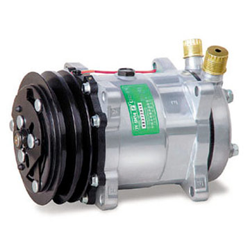 Car A-C Compressor