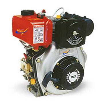 Vertical Shaft Air-Cooled Diesel Engines