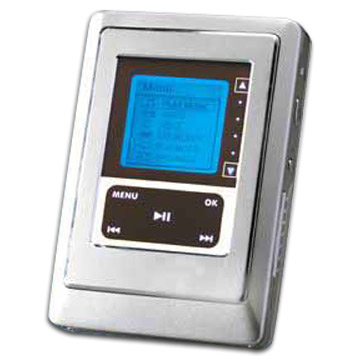 HDD MP3 Players