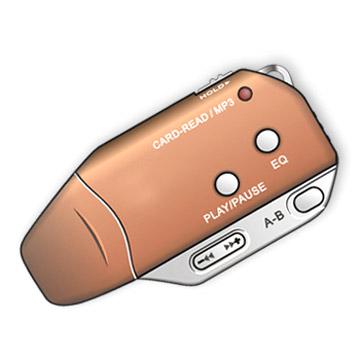 SD-MMC Card-reader MP3