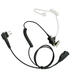 Two Way Radio Covert Earpiece