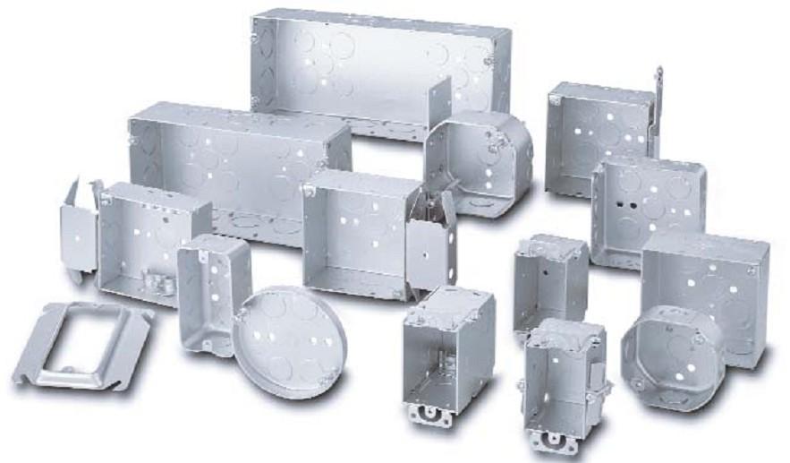 Outlet Box & Metal Box Steel Box