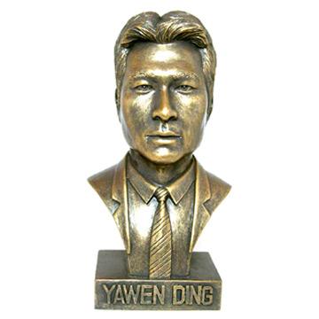 Model Bronze Statues