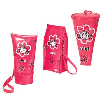 PVC Cosmetic Bags (ПВХ косметичек)