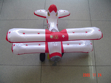 Inflatable Plane
