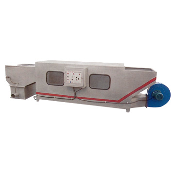 Fluidized Bed Drier Machine (Кипящим слоем сушилки машины) .