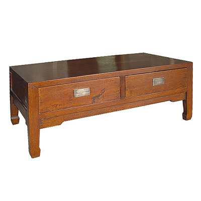 2drawers coffee table