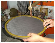 wire mesh filter disc,pack disc