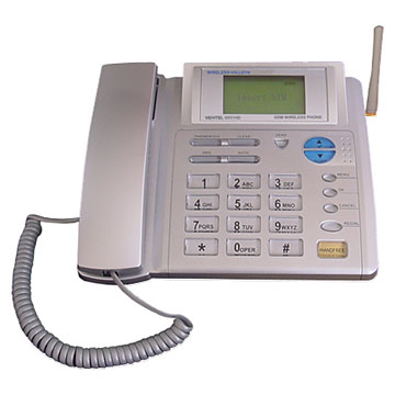 GSM Fixed Wireless Phones
