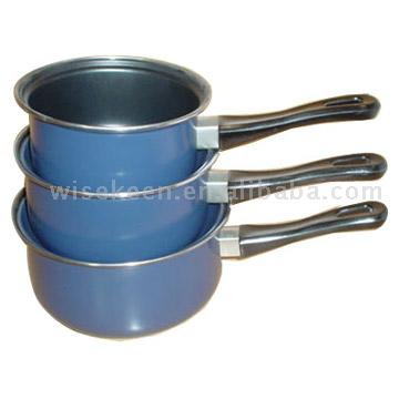 3pcs Sauce Pan Sets without Lids
