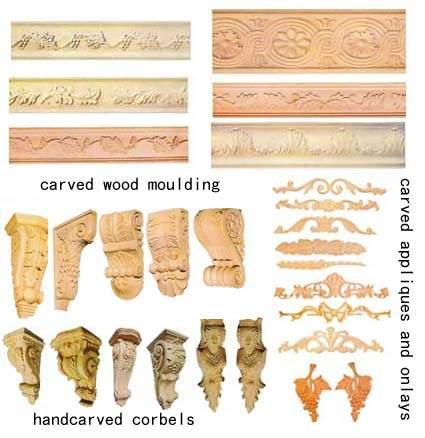 decorative wood moulding - China decorative wood moulding