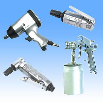 Air Spray Gun & Pneumatic Tools