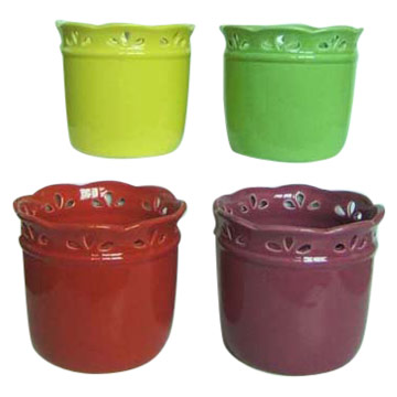 flower pot craft
